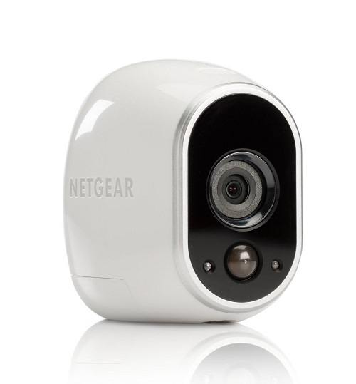 Single Arlo smart home camera