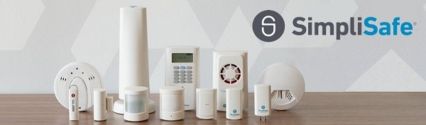 SimpliSafe Wireless Home Security Command Alpha