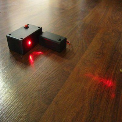 Easy Laser Alarm Kit