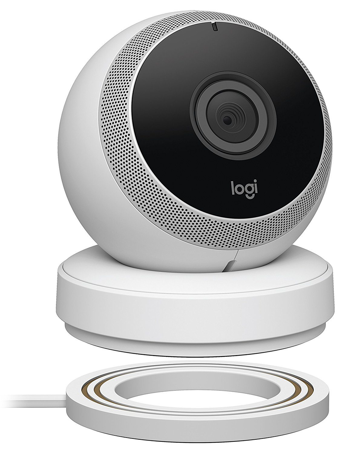 Logitech Circle Wireless Video Battery-Powered Security Camera