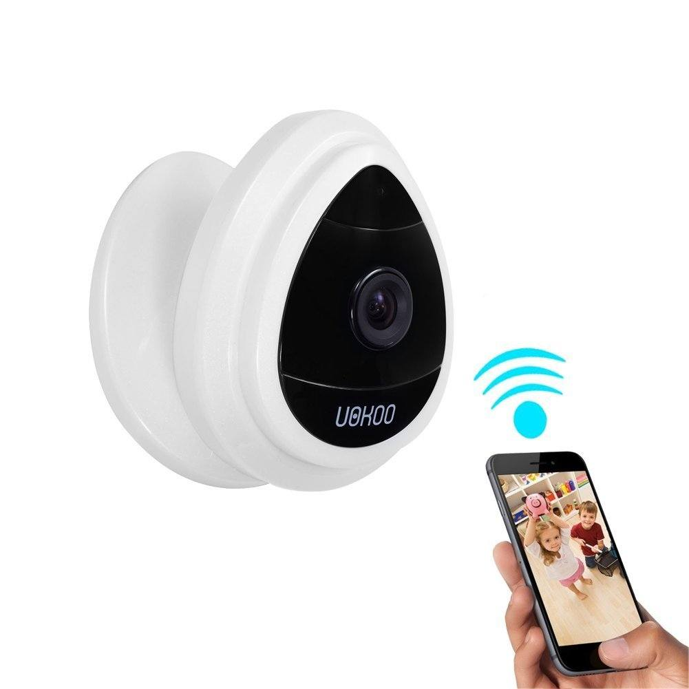 UOKOO Home WiFi Security Surveillance Camera