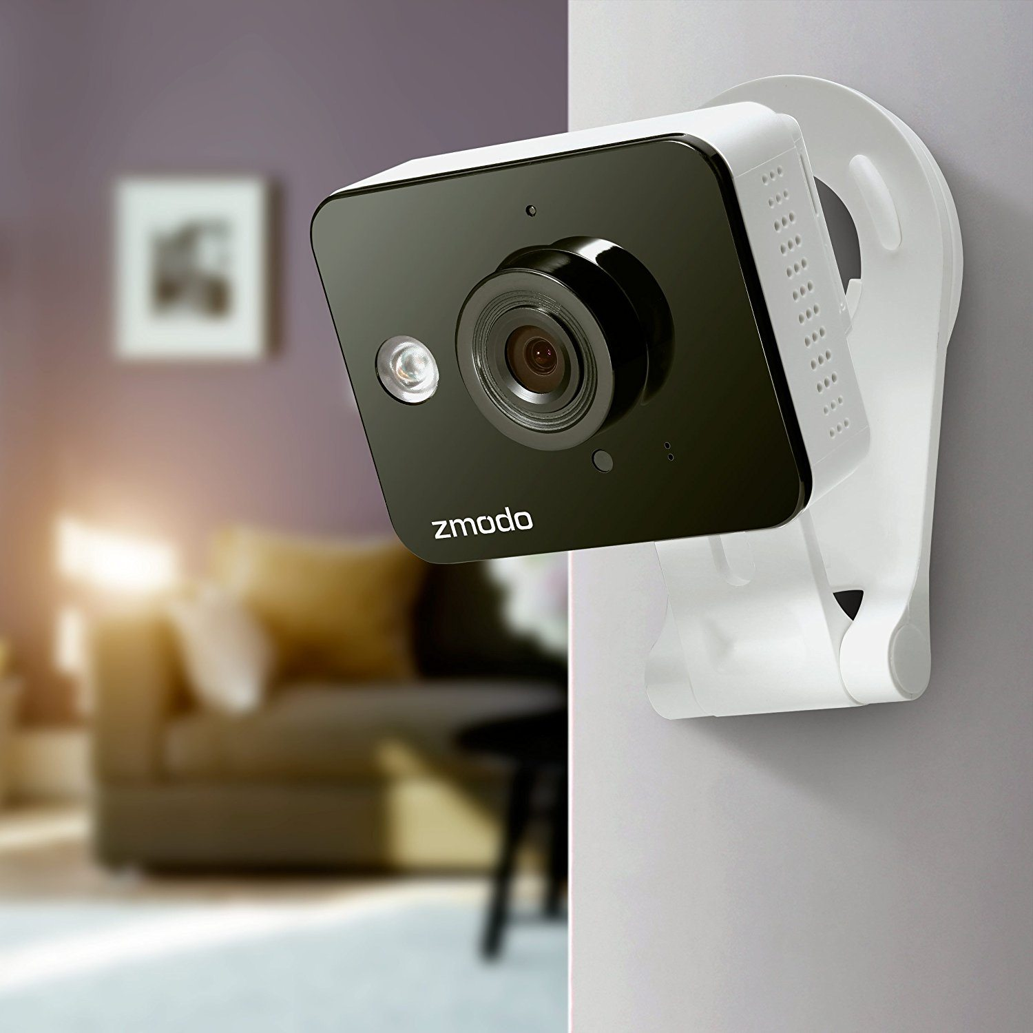 Zmodo HD WiFi Wireless Home Security Camera System