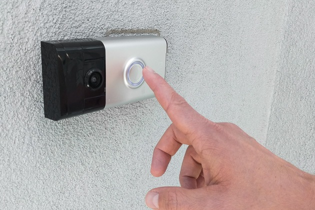 Smart Doorbell Button