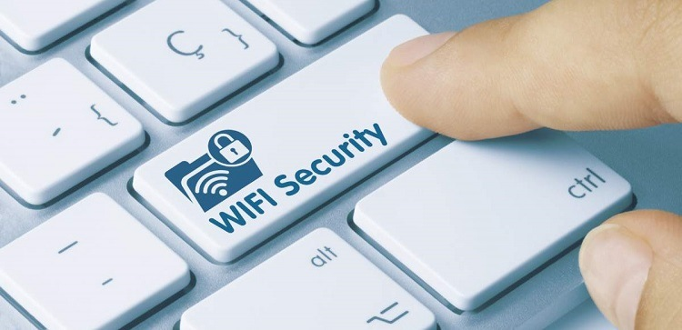 Wifi Security Logo