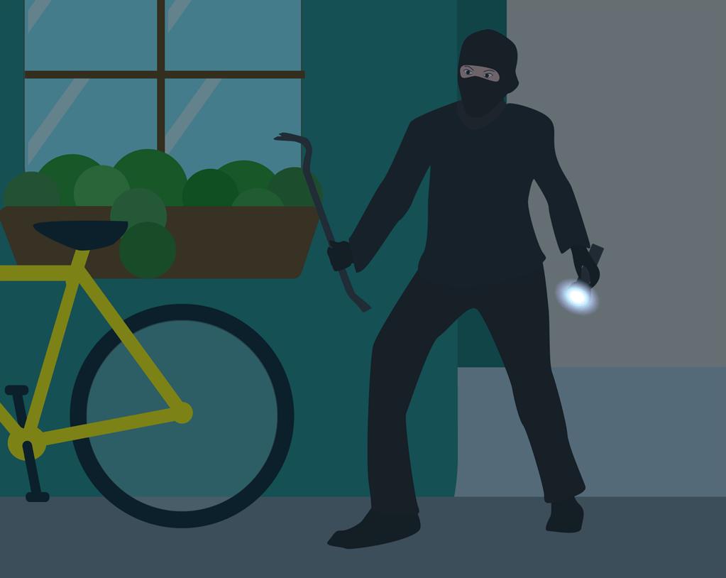 night burglary